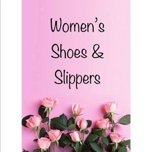 Women's shoes & slippers